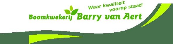 Boomkwekerij Barry van Aert